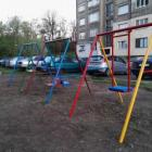 Ремонтират детската площадка в квартал Иван Пашов 04_1461248126