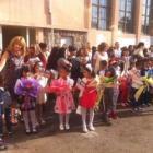 61 деца прекрачиха вчера за първи път училищния праг в Девето основно училище 09_1473999469