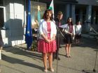 """485 ученика от ПМГ """"Христо Смирненски"""" в Перник прекрачиха вчера училищния праг 09_1474000977"""