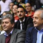 Спас Русев присъства на волейболен мач в Перник 10_1476418926