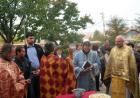 Перник снимка: за хората и събитията - Радомир - празник в храма