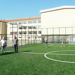 Спортното игрище в 9-то основно училище е обновено 08_1503071486