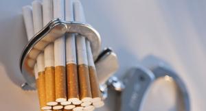 Служители на  ОДМВР Перник установиха и иззеха  400 къса контрабандни цигари 09_1504627076