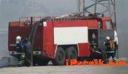Лек автомобил е горял в пернишкото с. Ярджиловци 06_1402480971