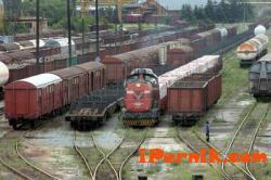 Влаковете, натоварени със скрап, се пазят от мафията на метали в Перник с полицейски патрули 06_1403080585