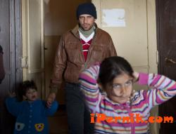 Прогонените бежанци от Калище се преместиха в София 09_1411022402