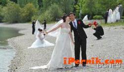 Младоженец си тръгнал от олтара заради грим 10_1414754103