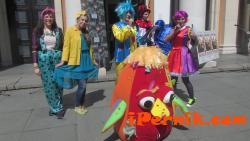 Деца боядисваха великденски яйца днес 03_1427807811