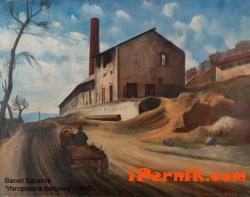 Картини от фонда на Галерия Перник представят индустриалния пейзаж   в Националната художествена галерия 04_1427953612
