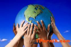 """Учениците ОУ """"Христо Ботев"""" в гр. Батановци отбелязаха Деня на Земята 04_1429770571"""