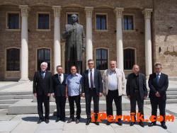 Японец посети Ковачевци по покана на БСП