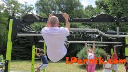 Има нова площадка за стрийт фитнес в Перник 06_1434545522