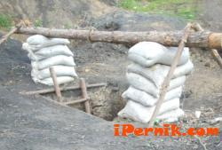 Три къщи в Рудничар пострадаха заради свлачище