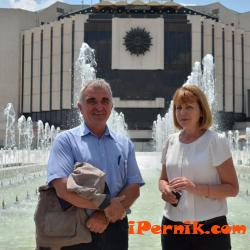 Тестват фонтаните пред НДК 07_1435998438