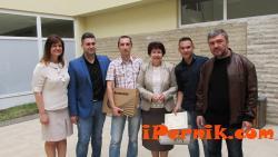 """22-годишен перничанин е победител в конкурса за есе на тема """"Европа за мен"""" 07_1436596571"""