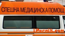 Реализирано е ПТП между два автомобила в центъра на град Перник 07_1437139143
