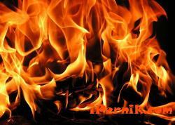 Пожар във фирма за палети е възникнал вчера в Перник 08_1439373197