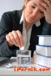 Причината за мигрената може да е протеин дълбоко в мозъка 10_1444384560