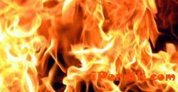 Къща е горяла в радомирското с. Дрен 12_1450775510