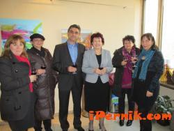 Преди Коледа кметът на Перник се срещна с журналисти 12_1451037113