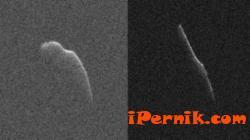 Астероид прелетя край Земята на 24 декември 12_1451126000