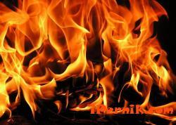 Пожар е гасен в Радомир 12_1451492319