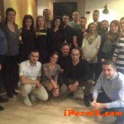 Ирена Соколова бе гост лектор в обучителен семинар  02_1456132675