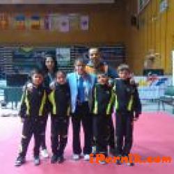 Перничани се представиха на състезание по таекуон-до в София 03_1459255822