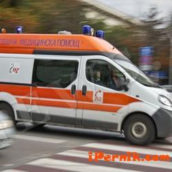 Моторист е пострадал при пътнотранспортно произшествие 04_1459494933