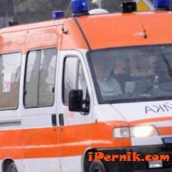 Мотоциклетист е пострадал при пътнотранспортно произшествие в Перник 04_1461341242