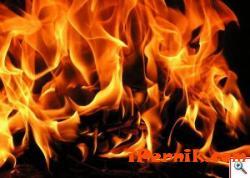 Автомобил е пламнал на 24 юни 06_1467087686