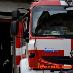 Десет пожара в сухи треви и храсти са гасени вчера от огнеборците в Перник, Брезник и Трън 07_1468385572