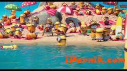 Снимка с миньоните е новата атракция на плажа 07_1469250035