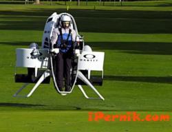 Пуснаха първата серийна летяща количка за голф 07_1469251314