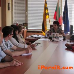 Столичния инспекторат и Общинския инспекторат в Перник обмениха опит 08_1470549012
