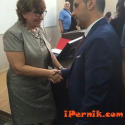 Валентин Павлов бе официален гост на откриването на новата академична година в Медицински университет- София 09_1473777557