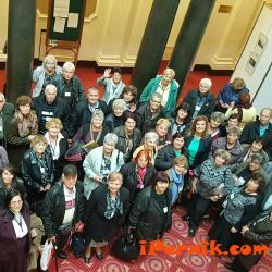 Хората с увреждания посетиха Народното събрание 10_1477815274