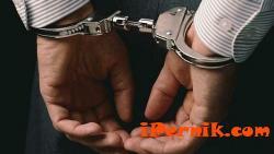Перничанин е задържан за кражба на оръжие и документи в Радомир 11_1478528635