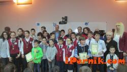 Ученици в Перник получиха награди от математическо състезание 12_1481354020