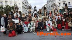 Сурвакарите от село Долна Секирна поставят началото на фестивал 12_1481980350