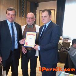 Личност на Перник за 2016 година е зам. кметът Владислав Караилиев 12_1483074029