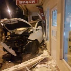 Сблъсък между два автомобила в Перник 10_1507018919