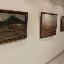 """10 картини на емблематични художници от Перник са подредени в галерия """"При кмета"""" 10_1507459338"""