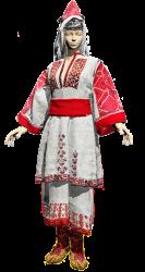 Купувам стари народни носии от Трънско