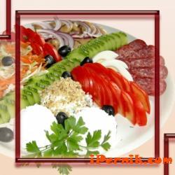 """Вкусно обедно меню предложено от """"Ресторант МИИВ"""""""
