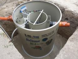 Домашни пречиствателни станции – технология  BIO CLEANER 02_1487951559