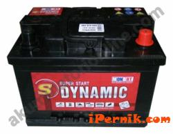 Акумулатор 12V/60Ah Monbat DYNAMIC 1364206782