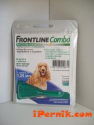 Фронтлайн Комбо за кучета от 10 до 20 кг.