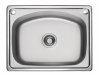 65LA N6046P - Мивка алпака 600/460/200