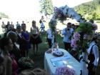 За първи път сватба на крепостта в Перник -11